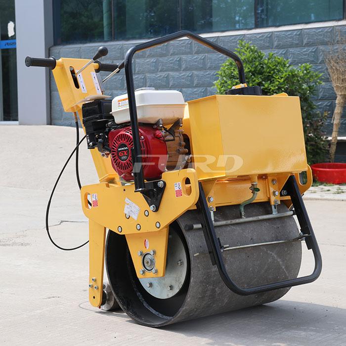 FYL-D600进口液压系统手扶压路机