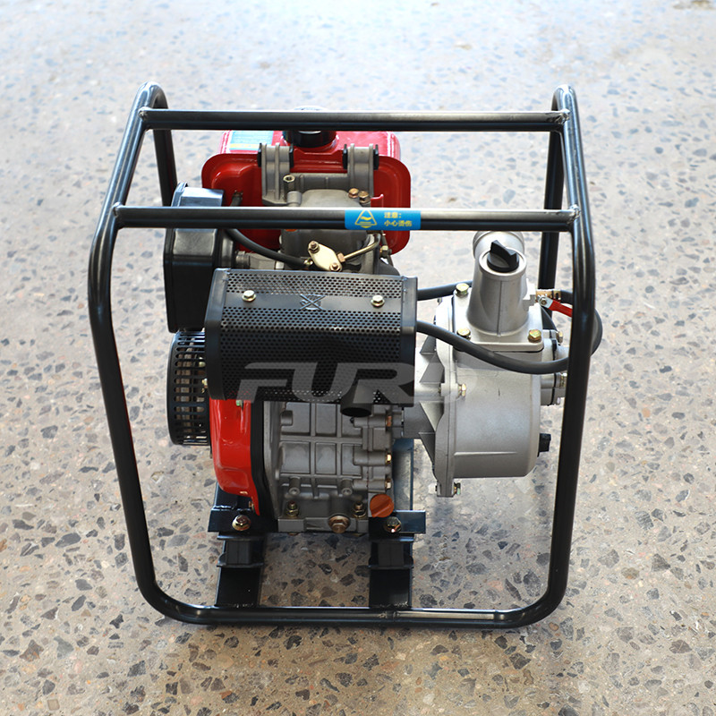口径150mm柴油抽水泵