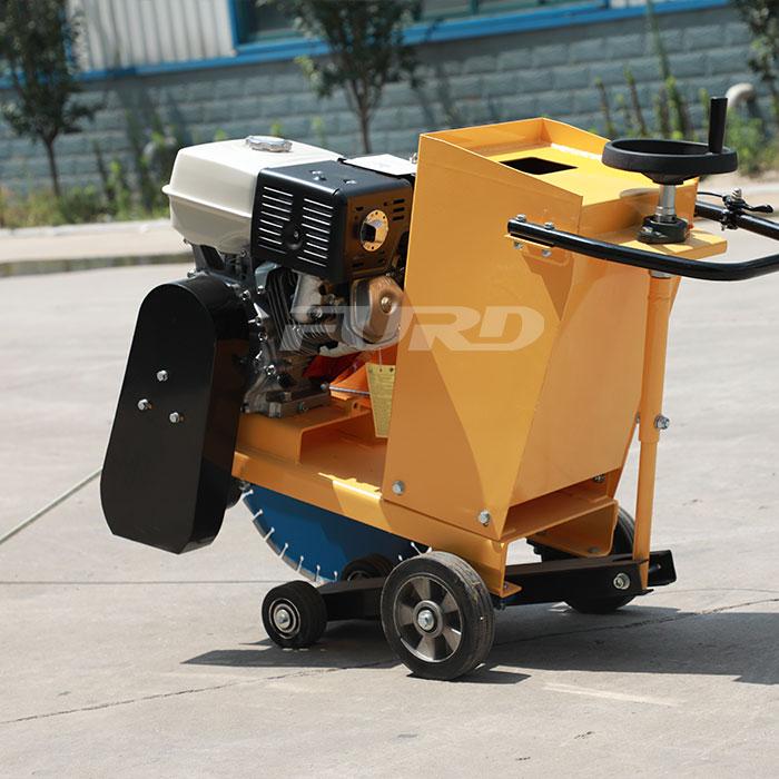 汽油马路切割机