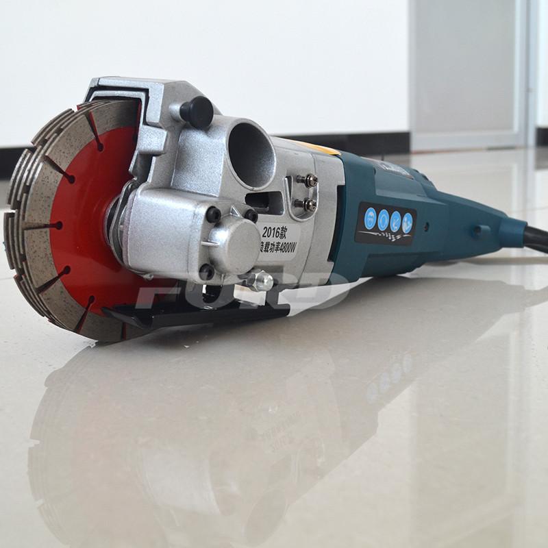 新款轻型水电开槽机