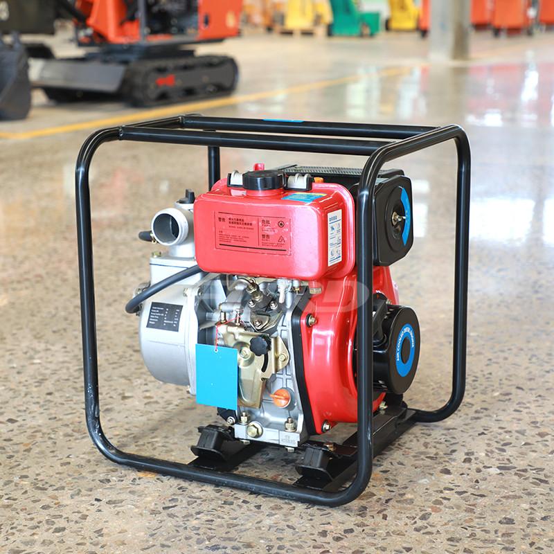 口径50mm柴油抽水泵