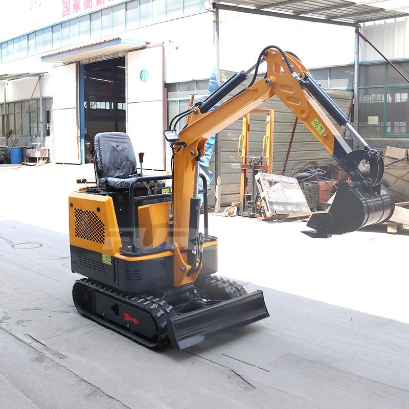 8011履带式挖掘机