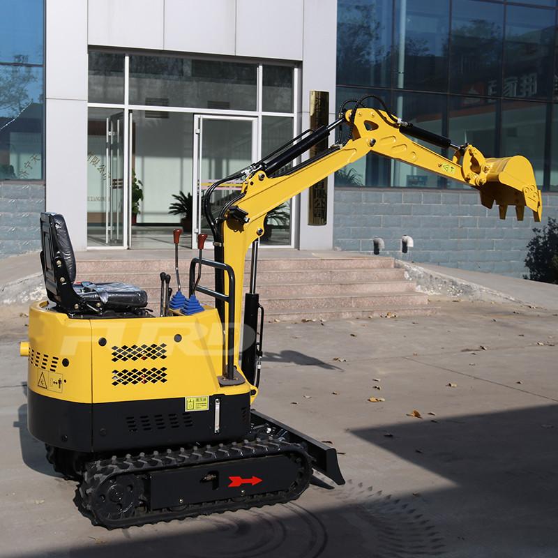8015小型挖掘机