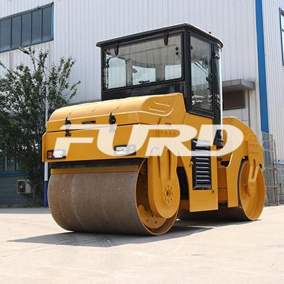 6吨双钢轮压路机(新款)