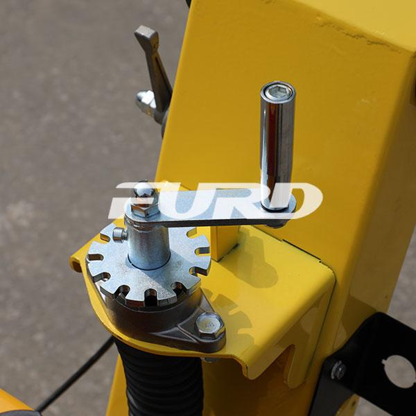 柴油动力铣刨机