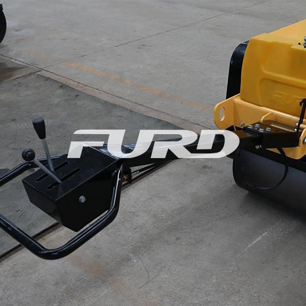 加长杆s600柴油双轮压路机