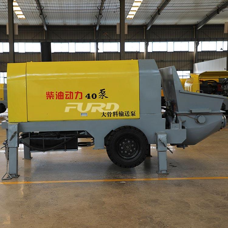40柴油大骨料输送泵