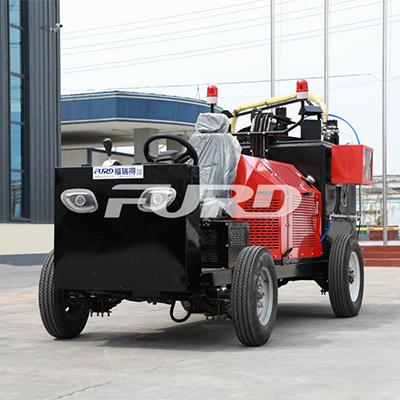 350L电行走座驾灌缝机