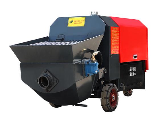 混凝土浇筑泵(7.5kw带搅拌)