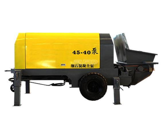 45-40型细石混凝土输送泵(45kw)